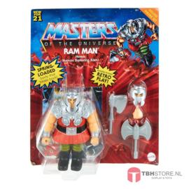 MOTU Masters of the Universe Deluxe 2021 Ram Man