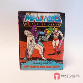 MOTU Masters of the Universe Der Tempel der Finsternis