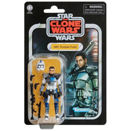 Star Wars Vintage Collection Clone Trooper Fives