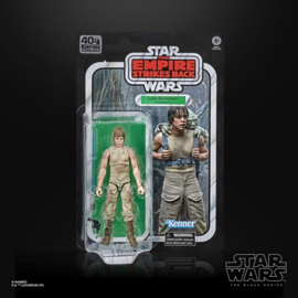 Star Wars The Black Series ESB 40th Anniversary 6-Inch Luke Skywalker Dagobah
