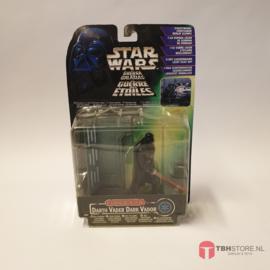 Star Wars POTF2 Green: Force F/X Darth Vader Tri Logo