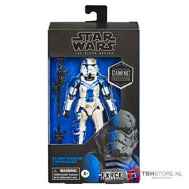 Star Wars Black Series Gaming Greats Stormtrooper Commander