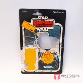 Vintage Star Wars Cardback Yoda 41 back