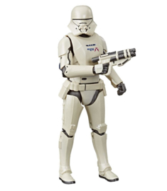 Star Wars Black Series Carbonized First Order Jet Trooper