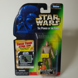 Star Wars POTF2 Green: Bespin Luke Skywalker (Freeze Frame)