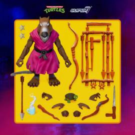 PRE-ORDER Teenage Mutant Ninja Turtles Ultimates Action Figure Splinter