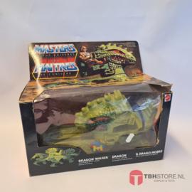MOTU Masters of the Universe Dragon Walker met doos