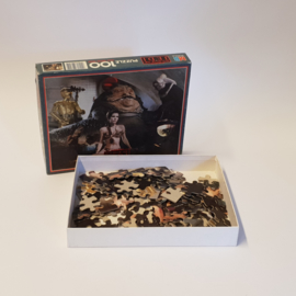 100 Piece Puzzel Jabba the Hutt