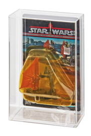 Star Wars Body-Rig Carded Acrylic Display Case