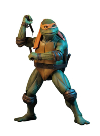 PRE-ORDER Teenage Mutant Ninja Turtles (TMNT) 1/4 Michelangelo 42 cm