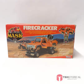 M.A.S.K. Firecracker in doos