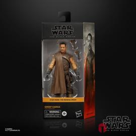 PRE-ORDER Star Wars Black Series Greef Karga