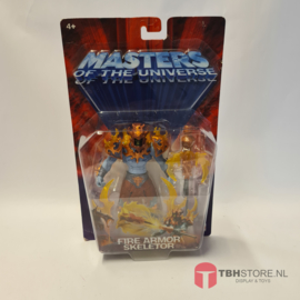 MOTU Masters of the Universe 200X Fire Armor Skeletor