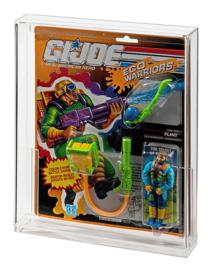 G.I. Joe Wide Cardback Display Case