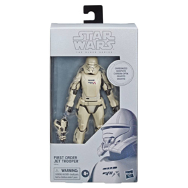Star Wars Black Series First Order Jet Trooper Carbonized