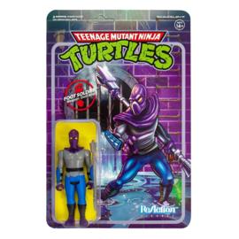 TMNT Teenage Mutant Ninja Turtles ReAction Foot Soldier
