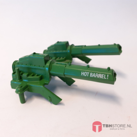 G.I. Joe Silver Mirage Cannon