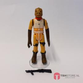 Vintage Star Wars  Bossk (Compleet)