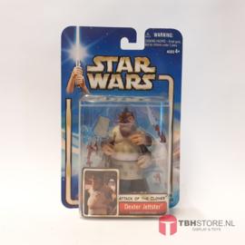 Star Wars Attack of the Clones Dexter Jettster