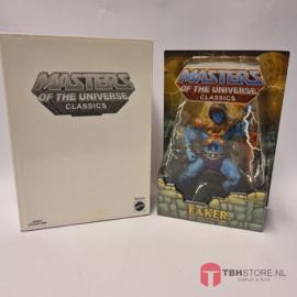 MOTUC Masters of the Universe Classics Faker