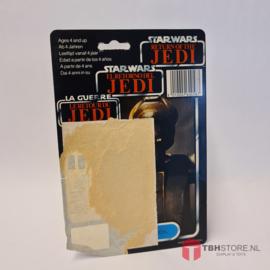 Vintage Star Wars Cardback EV-9D9 Tri-Logo
