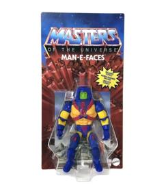 MOTU Masters of the Universe Origins 2020 Man-E-Faces