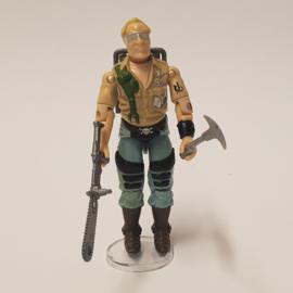 G.I. Joe Buzzer (v1) (Compleet)