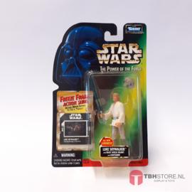 Star Wars POTF2 Green: Luke Skywalker (Freeze Frame)