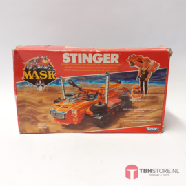 M.A.S.K. Stinger in doos