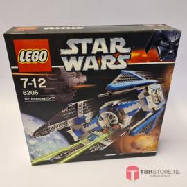 Star Wars Lego Tie Interceptor 6206