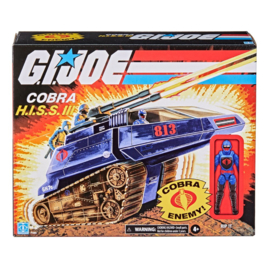 G.I. Joe Retro Collection Series H.I.S.S. III with Rip It