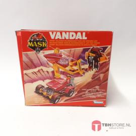 M.A.S.K. Vandal in doos