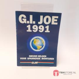 G.I. Joe Informatie boekje 1991