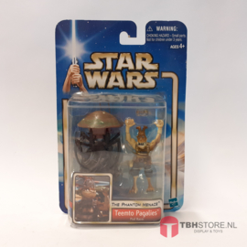 Star Wars The Phantom Menace Teemto Pagalies (Pod Racer)