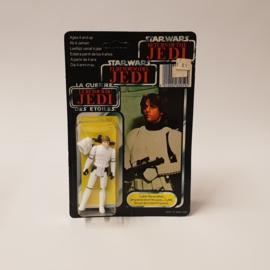 Tri-Logo Clipper Luke Skywalker in Stormtrooper outfit (Last 17) MOC