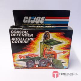 G.I. Joe Coastal Defender met doos