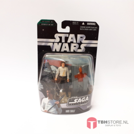 Star Wars The Saga Collection Han Solo moc