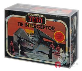 PRE-ORDER Kenner/Palitoy Tie Interceptor Display Case