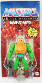 MOTU Masters of the Universe Origins 2020 Man-At-Arms