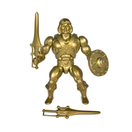 Masters of the Universe Vintage Collection Gold He-man