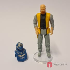 M.A.S.K. Alex Sector Collector Toll Booth Operator