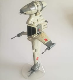 Vintage B-Wing Ship Stand Ship Stand