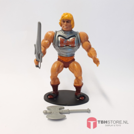 MOTU Masters of the Universe Battle Armor He-Man (Compleet)