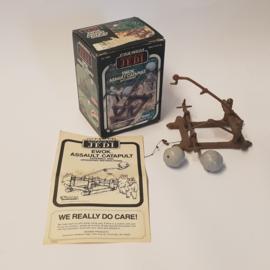Ewok Assault Catapult / Katapult met doos
