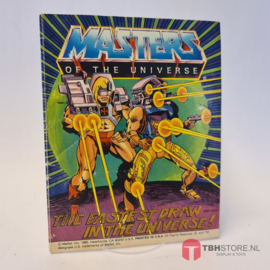MOTU Masters of the Universe The Fastest Draw in the Universe