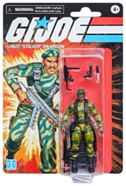 "G.I. Joe Retro Collection Series Lonzo ""Stalker"" Wilson"