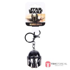 Star Wars The Mandalorian 3d sleutelhanger / keychain