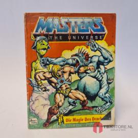 MOTU Masters of the Universe Il Potere Del Drago