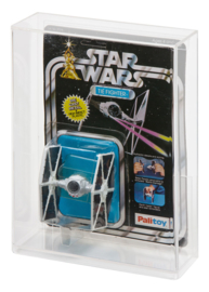 Star Wars & ESB Carded Die Cast Vehicle Display Case (Deep Bubble)