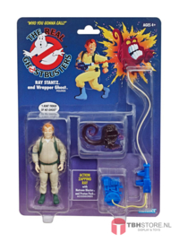 Ghostbusters Ray Stantz and Wrapper Ghost